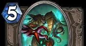 炉石传说紫卡黑暗低语者 新卡随从黑暗低语者