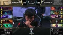 全球总决赛:G2爆冷淘汰RNG进入四强