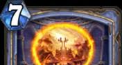火焰之地传送门出现魔兽中 造成55万伤害!