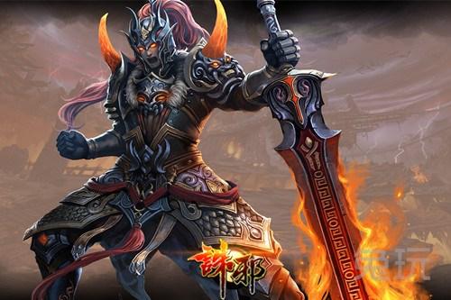 诛邪职业烈山背景技能介绍 巨剑为兵的战士