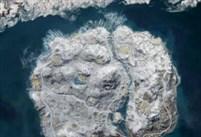 绝地求生冬季地图情报 可以在冰面上移动