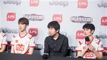 LGD赛后采访 Cool:我非常期待跟Ggoong交手
