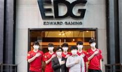 EDG赛后群访 JieJie:表现得挺好,打90分