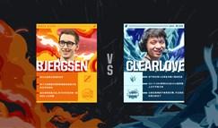 2016英雄联盟全明星赛1v1模式 Clearlove vs Bjergsen