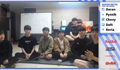 Deft更换FB封面 DRX新阵容全员合照公布!