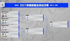 2021英雄联盟全球总决赛八强赛赛程表公布