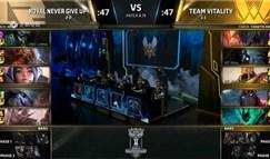 小组赛B组:Letme转团战,RNG拿下到三连胜