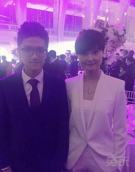 ... 黄晓明Angelababy婚礼 与众星合照(8)_兔玩网英雄联盟