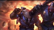 诺手三秒光速血怒 丛刃将成五英雄神器