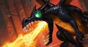 炉石传说黑石山的火焰四区黑翼之巢开放!
