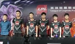 TOP赛后群访 qiuqiu:没想到可以打这么好