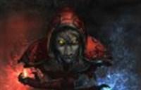 魔兽绘画:超猥琐亡灵法师
