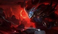 LOL英雄新皮肤上架:腥红之月—亚索凯南