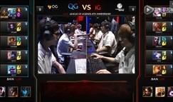 LOL四周年S5选拔赛:QG vs IG 第三局