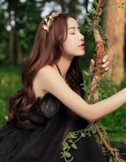 森林里的狄安娜女神