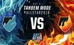 2016全明星赛双人共玩模式 冰队 vs 火队