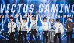 全球总决赛数据公布 iG携手FNC创造最快决赛