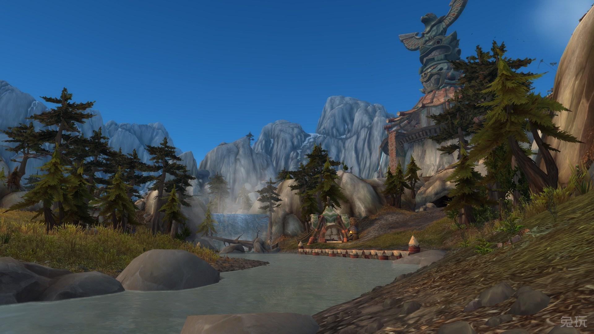 高清大图领略破碎群岛!魔兽7.0新地图预览(18)