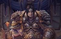 玩家原创:暴风城的王座和审判者乌瑟尔
