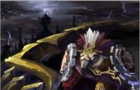 玩家绘画:暗影蔽日 渡鸦吞天 阴暗泰罗克