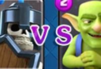 【皇室战争攻略】 骷髅守卫和哥布林谁更好用