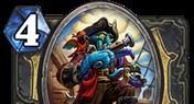 盗贼南海畸变船长 上古之神新卡南海畸变船长评价