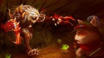 拳头解说:杀戮之狮子 国服第一打野带你屠戮