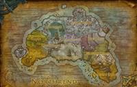 史诗级BUFF 诺森德世界地图高清重制曝光