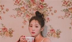韩国模特乐采垠