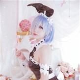 雷姆 兔女郎