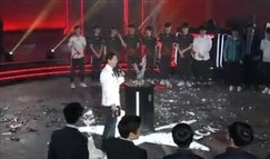 2019洲际系列赛亚洲对抗赛颁奖典礼