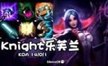大神怎么玩:Knight妖姬 王者顶分局恐怖19连胜