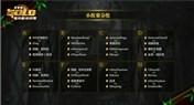 黄金超级联赛夏季赛开启 32强选手分组公布