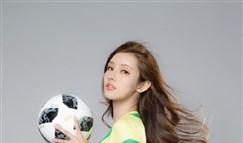 巴西队足球宝贝