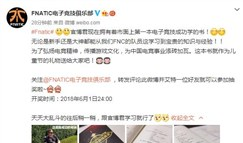 "Fnatic战队出书 封面""中国强队WE的宿敌"""