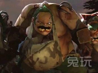 DOTA2重生 自定义RPG游戏来袭:钩肥大战