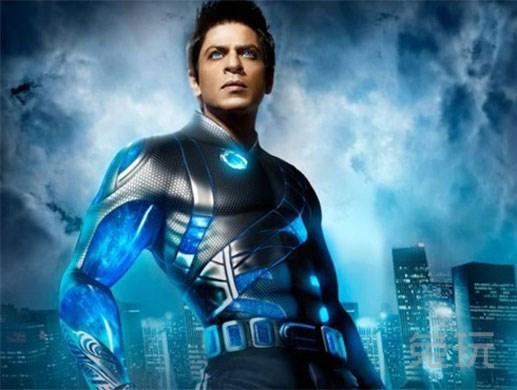 盘点印度阿三那些超级英雄 这尼玛简直是奇葩