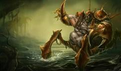 中单螃蟹无耻续航 猎人护符已经被玩坏了