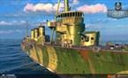 战舰世界精彩战斗集锦 美系战列舰测评