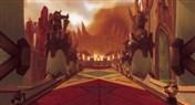 游戏实景:魔兽7.0战士职业大厅一览