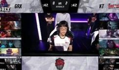 KT带领LCK进入决赛 千珏化身死神碾压GRX