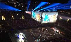 总决赛现场图集:绚丽无比的斯台普斯中心