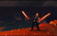 板甲幻化:炙热之魂!燃烧之刃造型系列