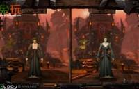 魔兽6.0德拉诺之王新旧模型对比:亡灵篇