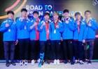 KESPA公开韩国队亚运代表队成员的参赛照片