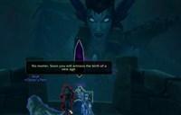 魔兽7.0剧情任务体验:与地狱之主面谈