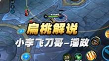 扁桃解说嬴政第一视角 小李飞刀哥-淫政