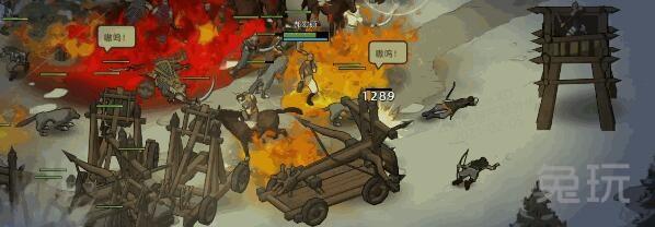 《【煜星平台手机版登陆】《部落与弯刀》新版本重做攻城 小姨子现在能开炮车了》