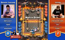 CR官方锦标赛八强赛视频 Jason VS Derek Cheung