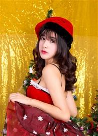 性感圣诞女郎 思淇Sukiiii